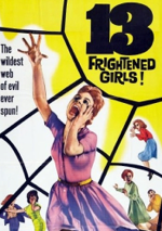 13 Frightened Girls DVD