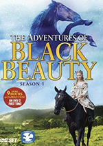 The Adventures of Black Beauty DVD