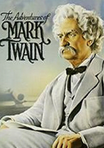 The Adventures of Mark Twain poster