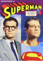 Adventures of Superman Season 3 DVD