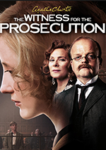 Agatha Christie's The Witness for the Prosection poster
