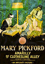 Amarilly poster