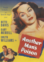 Another Man's Poison DVD