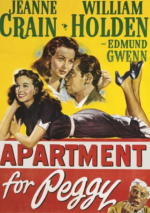 Apartment for Peggy DVD