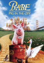 Babe: Pig in the City DVD