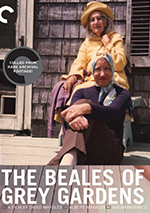 The Beales of Grey Gardens DVD