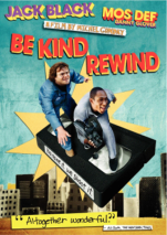 Be Kind Rewind DVD