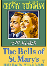 The Bells of St. Mary's poster