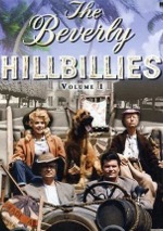 The Beverly Hillbillies Volume 1 DVD