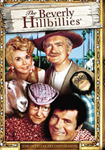 The Beverly Hillbillies Volume 2 DVD