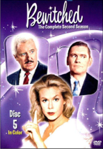 Bewitched Season 2 DVD