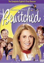 Bewitched Season 8 DVD