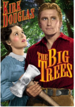 The Big Trees DVD
