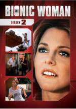 The Bionic Woman Season Two DVD