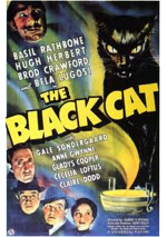 The Black Cat 1941 poster