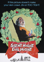 Black Christmas or Silent Night, Evil Night poster