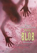 The Blob 1988 poster