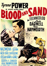 Blood and Sand poster