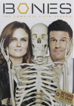 Bones Season Five DVD