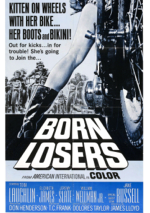 The Born Losers poster