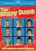 The Brady Bunch Season Four DVD