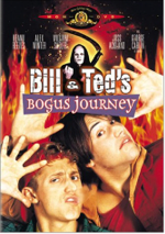 Bill & Ted's Bogus Journey DVD