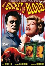 A Bucket of Blood DVD