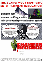 Chamber of Horrors poster