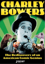 Charley Bowers DVD