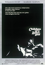 Children of a Lesser God poster
