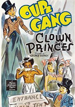 Our Gang Clown Princes poster