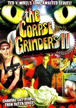 The Corpse Grinders 2 poster