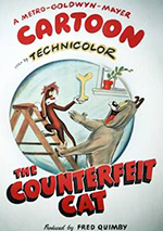 The Counterfeit Cat poster