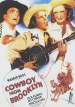 Cowboy from Brooklyn DVD