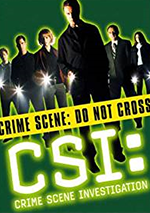 CSI: Crime Scene Investigation season 1 DVD
