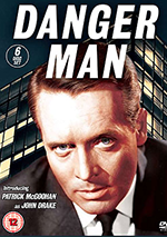 Danger Man Season One DVD