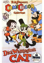 Dick Whittington's Cat poster