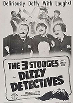 Dizzy Detectives poster