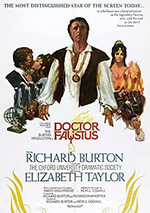 Doctor Faustus poster