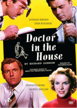 Doctor in the House DVD
