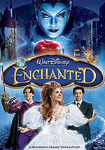 Enchanted DVD