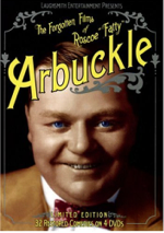 Lost Films of Fatty Arbuckle DVD