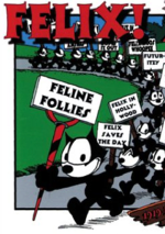 Felix the Cat DVD