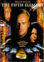 The Fifth Element DVD