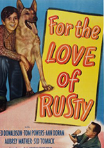 For the Love of Rusty poster