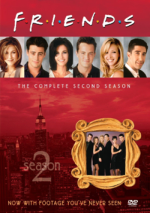 Friends Season 2DVD