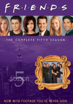 Friends Season 5 DVD