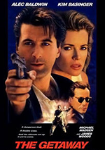The Getaway 1994 poster