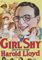 Girl Shy poster
