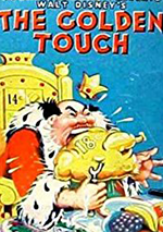 The Golden Touch poster